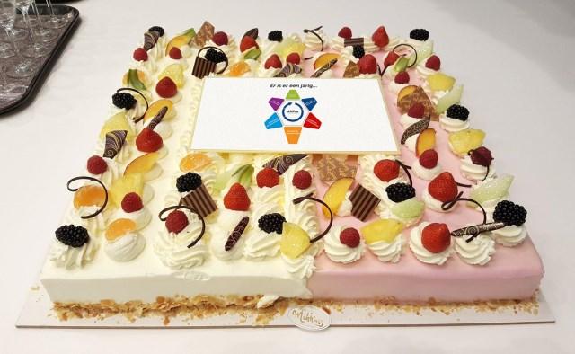 iAMPro-taart